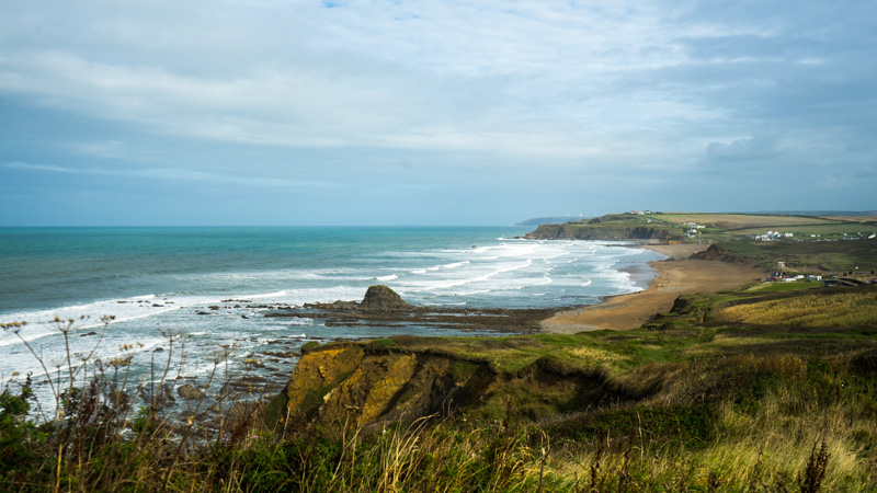 Bude - Crackington Haven