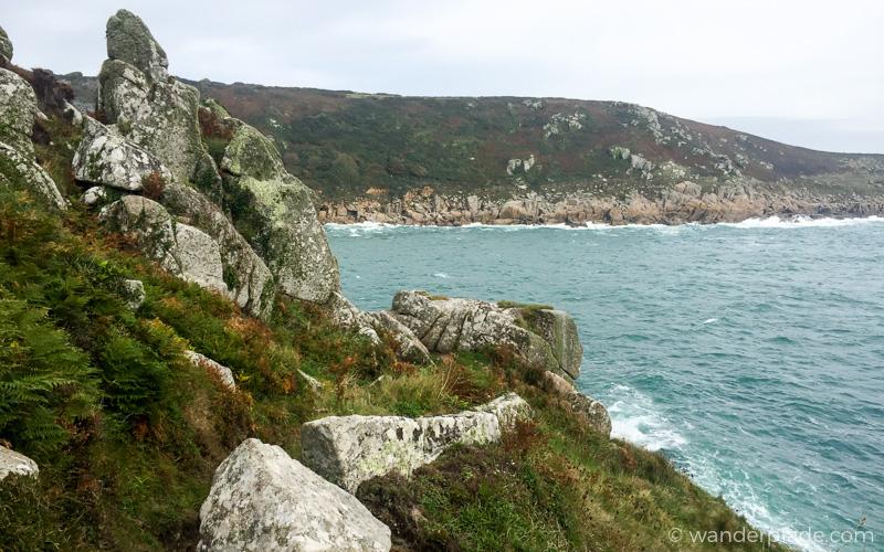 Sennen Cove - Lamorna