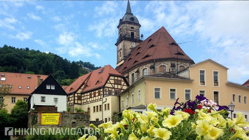 Malerweg Etappe 7: Königstein