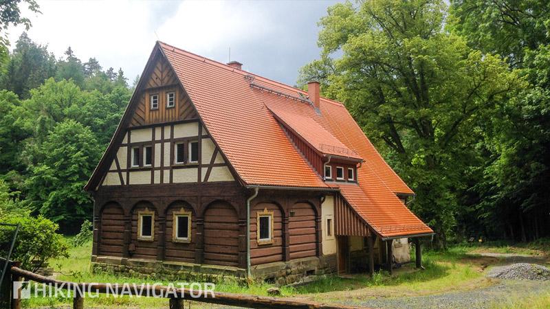 Forsthaus am Malerweg