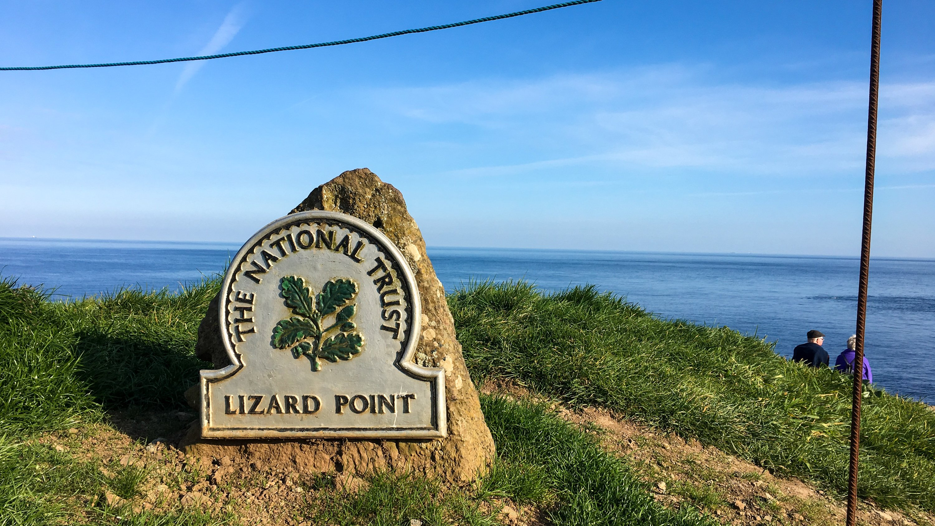 South West Coast Path - Etappe 27 - Lizard-Coverack
