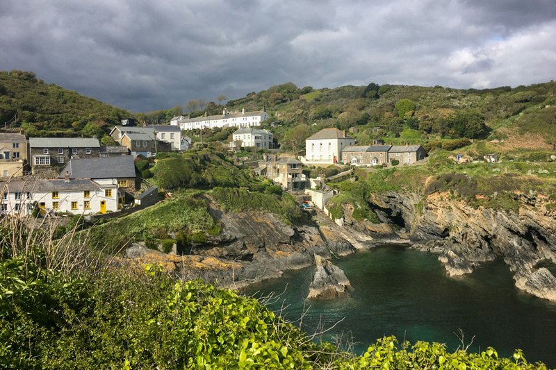 South West Coast Path - Etappe 30 - Portloe